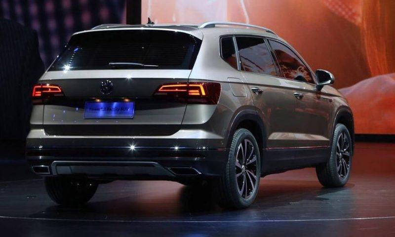 Volkswagen Tarek – Rumores sobre as Características