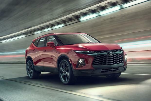 Chevrolet Blazer 2019 – Lançamento e Novidades