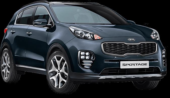 Kia aumenta Preços do Sportage 2019