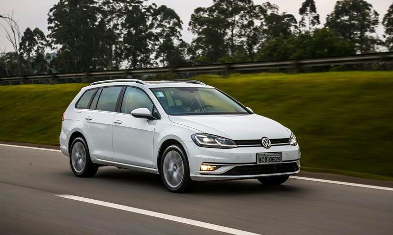 Novo Volkswagen Golf e Variant 2019