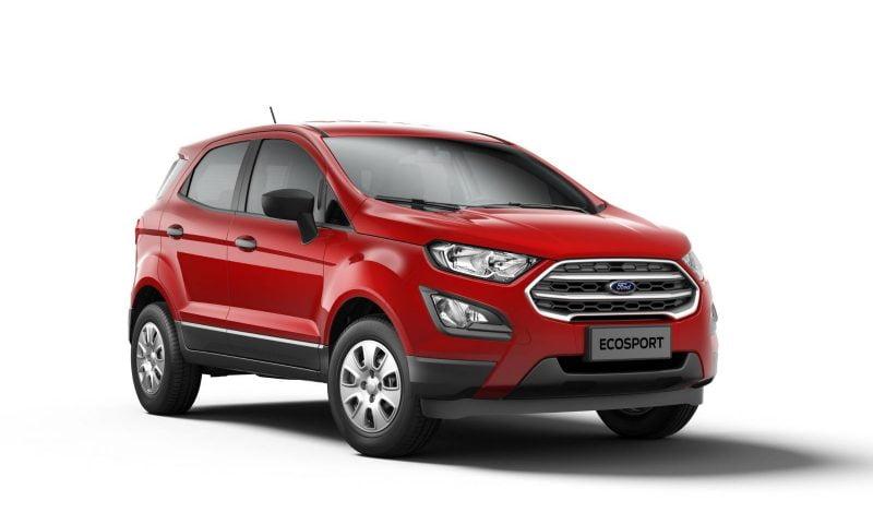 Ford EcoSport 2019 – Reajuste no Preço do Carro