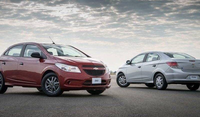 Chevrolet Aumenta Preços do Onix e Prisma 2019