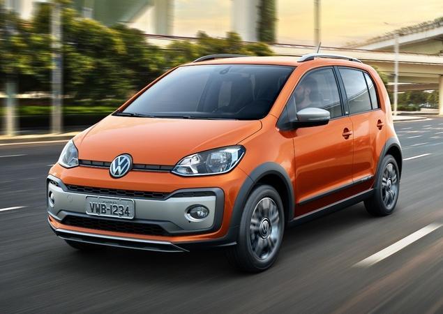 Volkswagen reduz Preços do Up! 2019